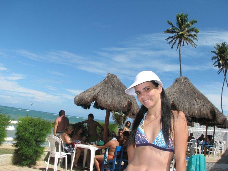 Praia de Búzios, no Rio Grande do Norte