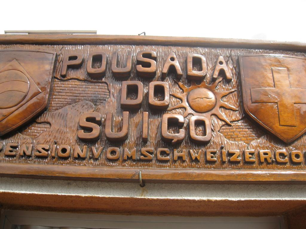 Pousada do Suiço - Dica de hospedagem em Fortaleza