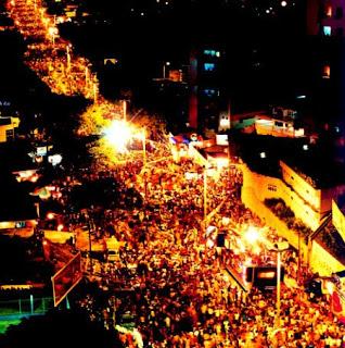 Carnaval na Av. Epitácio Pessoa