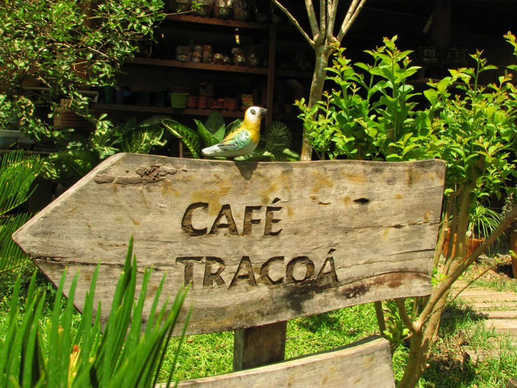 Viveiro Tracoá: Café da manhã regional em São Luís