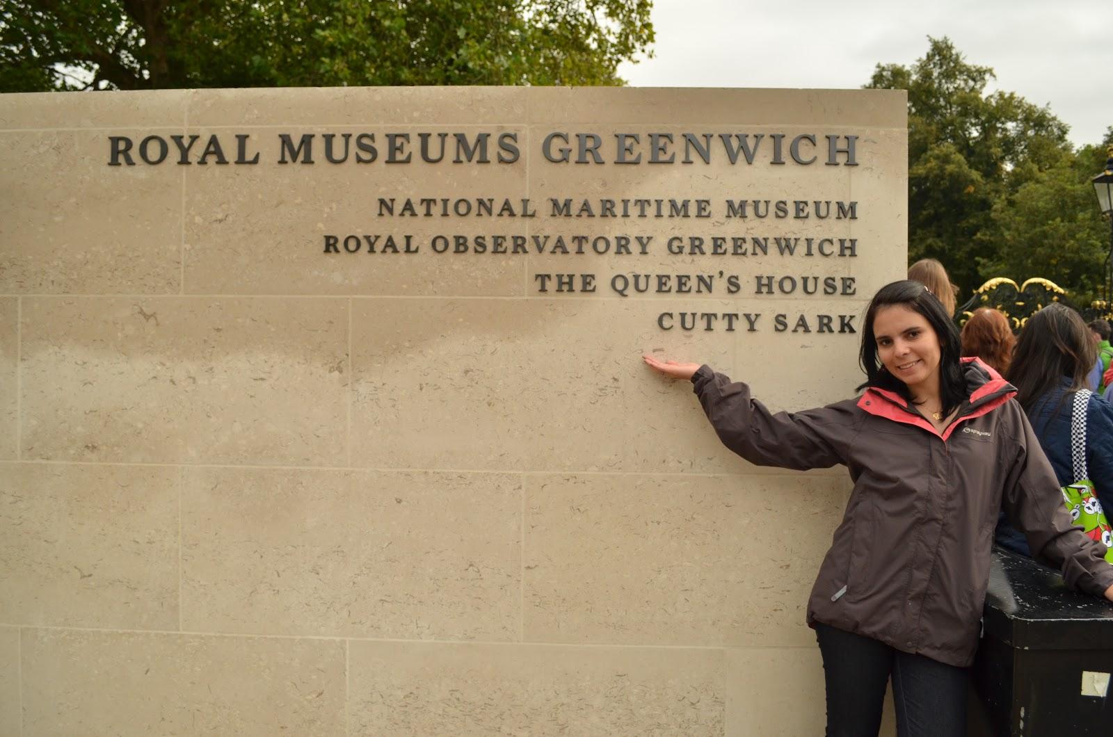 Londres - Dia 1 - Do centro a Greenwich pelo Tâmisa