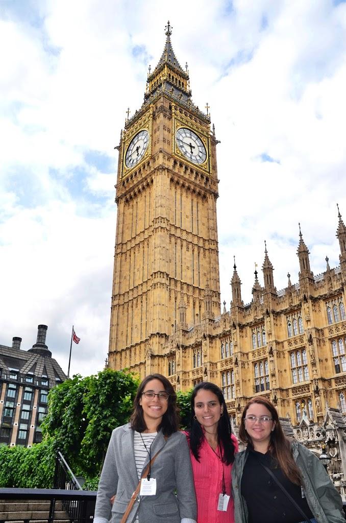 Londres - Uma tarde no parlamento inglês