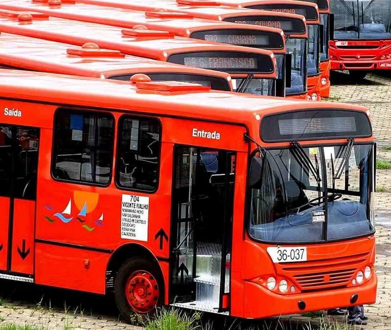 Transporte público em São Luís, ônibus no Maranhão