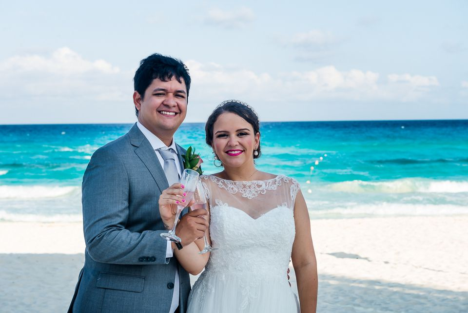 destination wedding cancún
