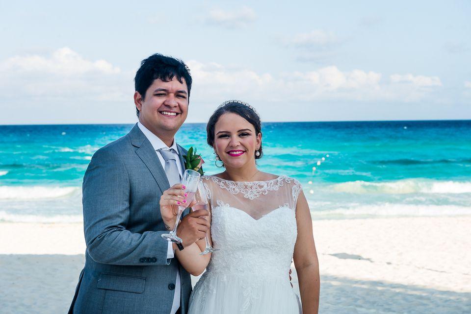 destination wedding cancún