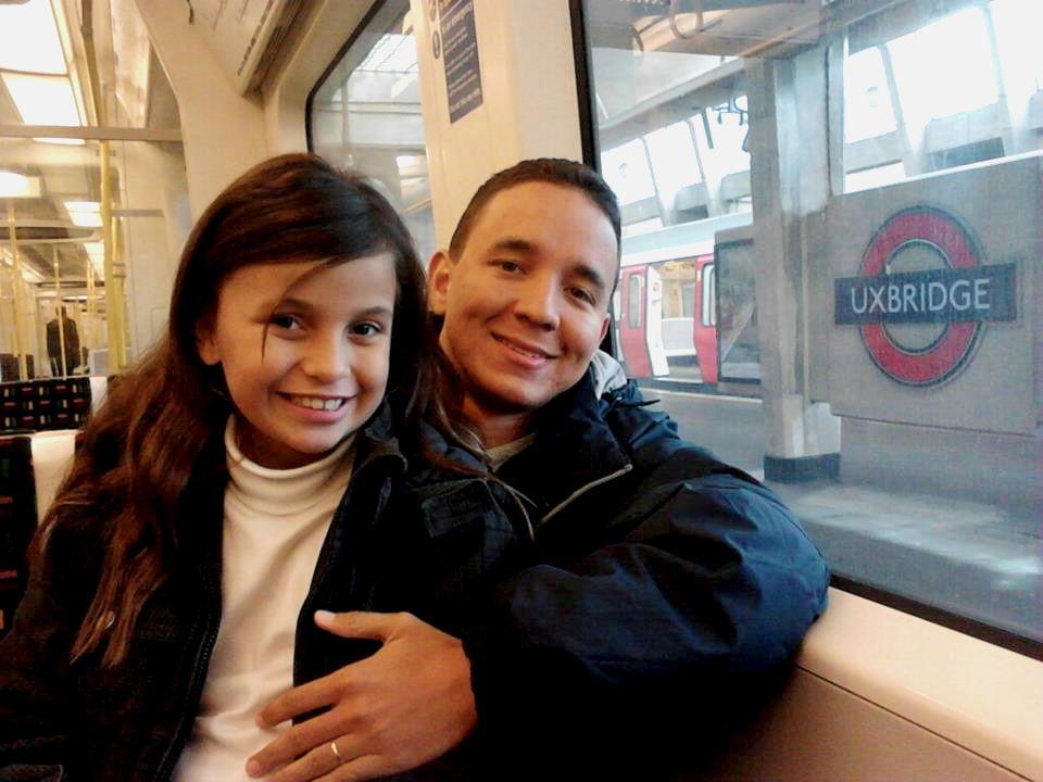 viajar com crianças para Londres