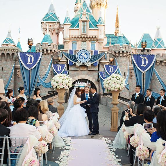 destination wedding disney