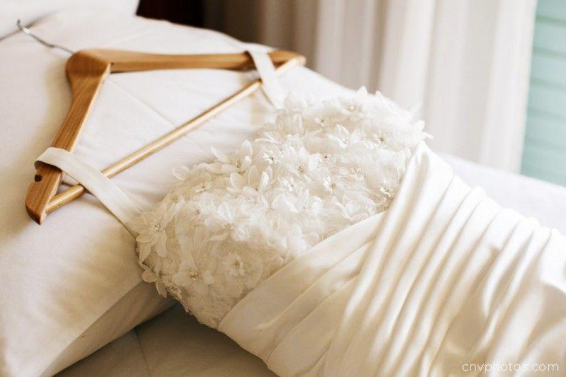 Vestido de noiva viagem