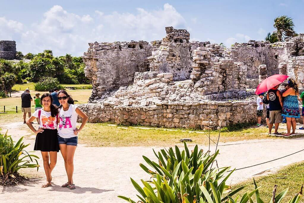 Tulum - A combinação perfeita entre ruínas e mar
