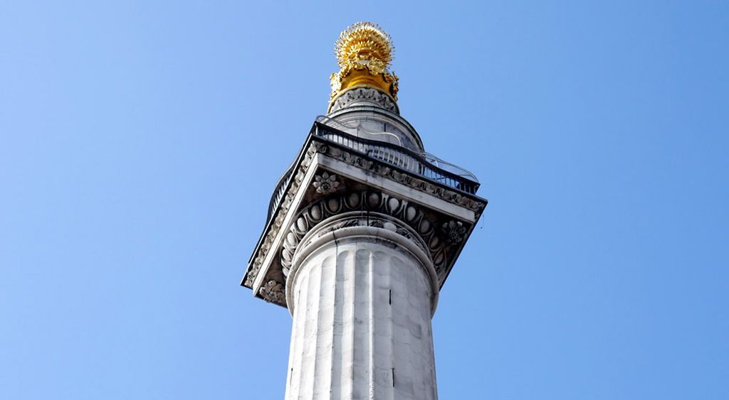 The monument - Londres