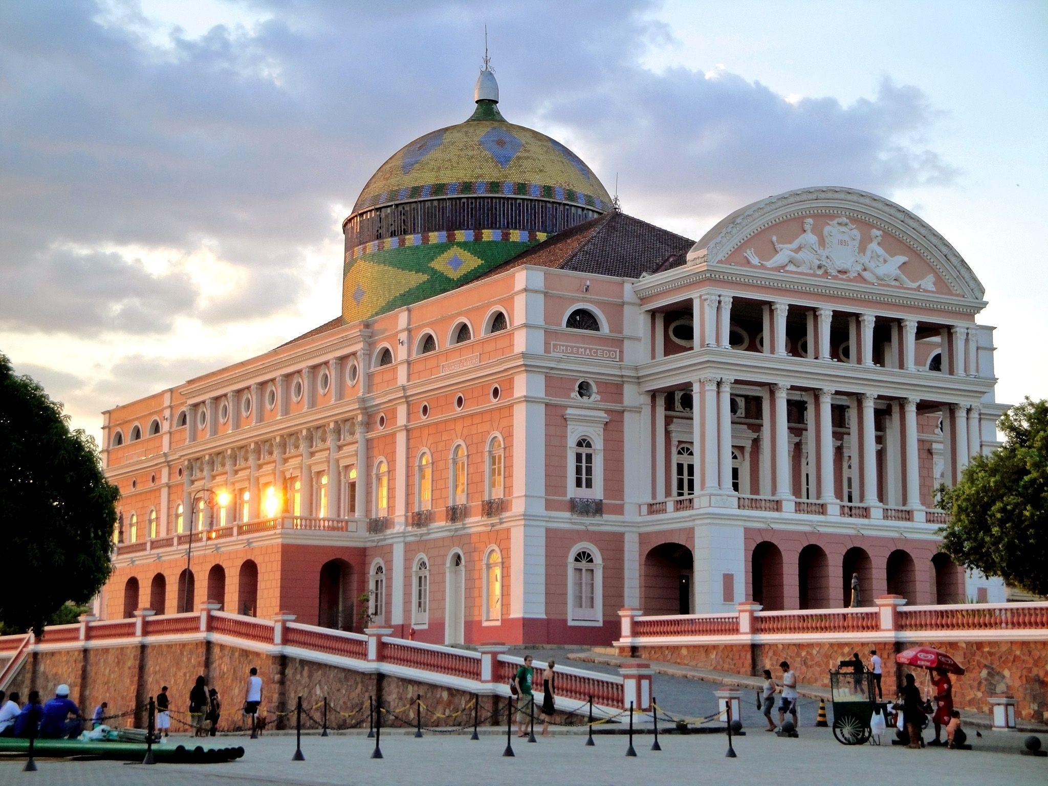 Onde se hospedar em Manaus - o coração da Floresta Amazônica