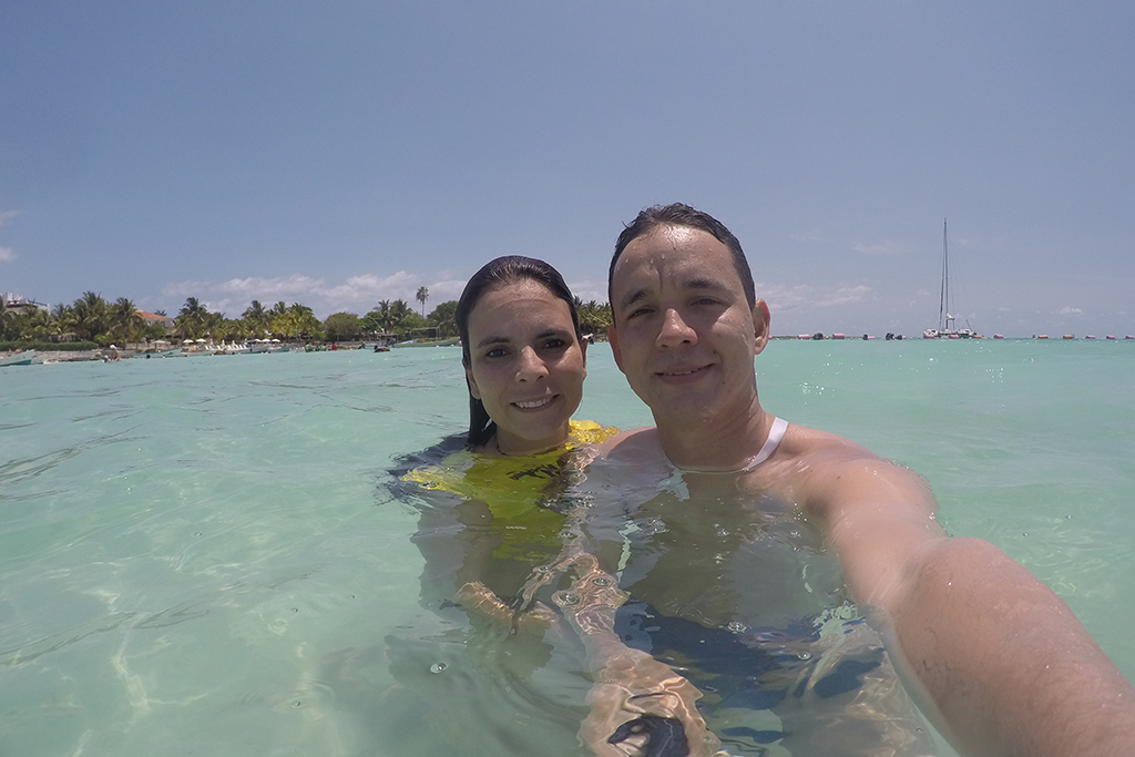 O que fazer em Cancún em 7 dias - Playa Norte - Isla Mujeres