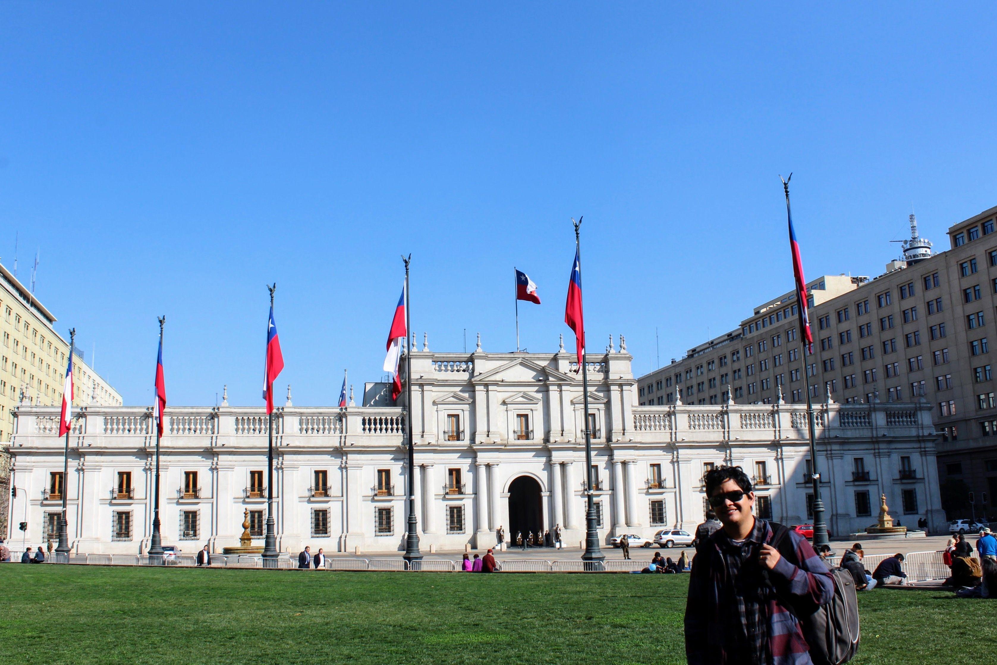 Free walking tour em Santiago
