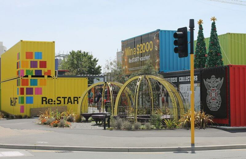 Re:Start Mall - Christchurch