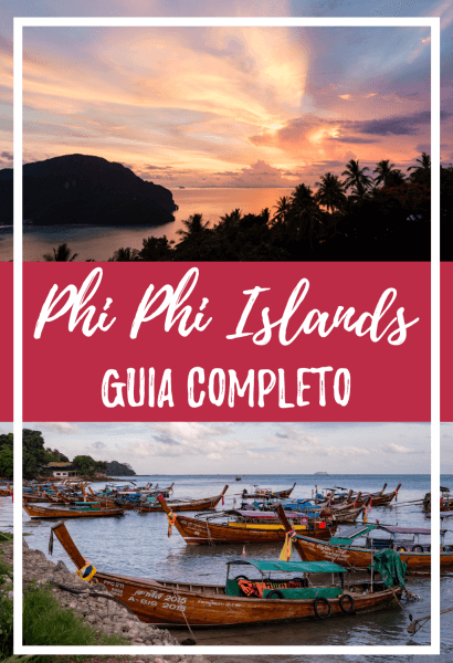 Phi Phi Islands - Guia Completo