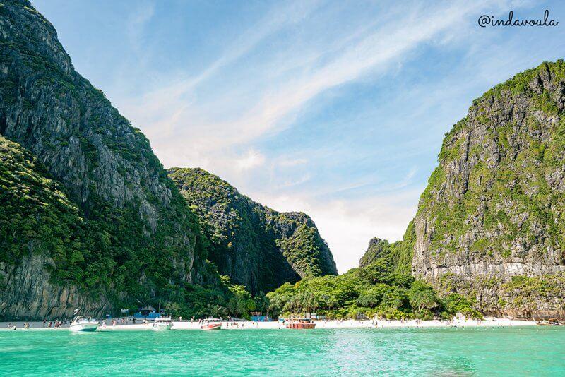 Como visitar Maya Bay - 9 maneiras para chegar!