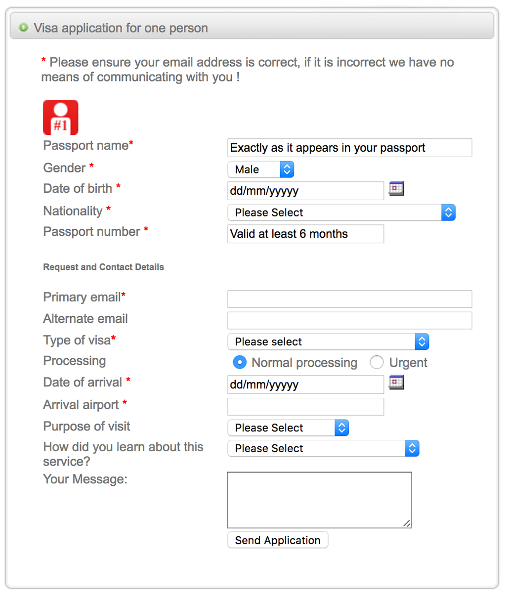 Como tirar o visto para o Vietnã pela internet