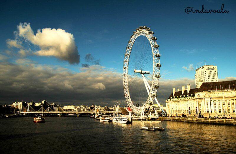 London Eye - Um dos maiores ícones de Londres