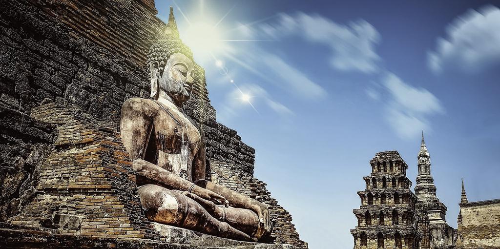 viajar para a tailândia - Ayutthaya