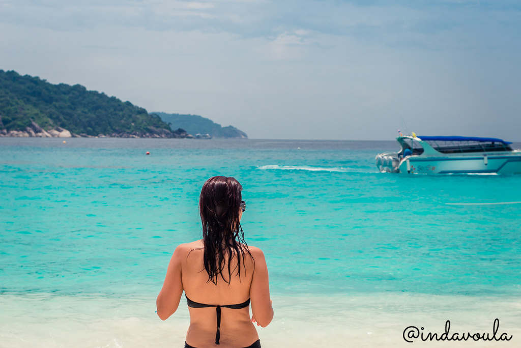 viajar para a tailândia - similan islands
