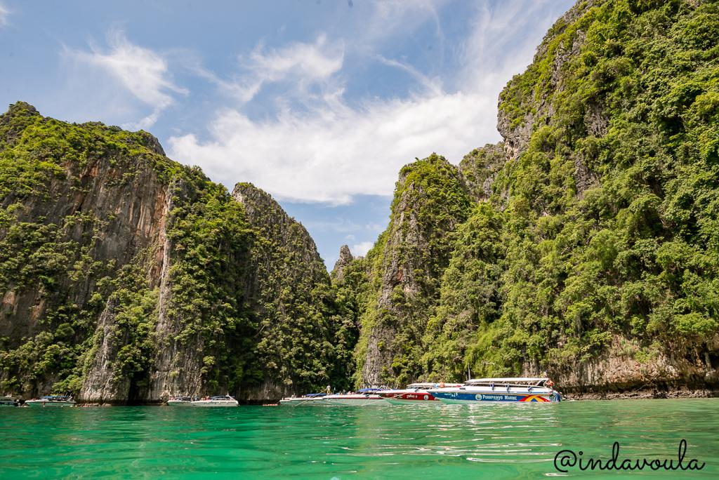 viajar para a tailândia - pileh lagoon