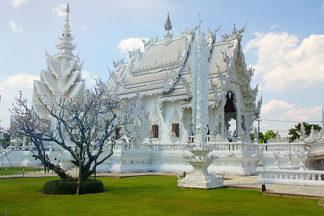 viajar para a tailândia - chiang rai