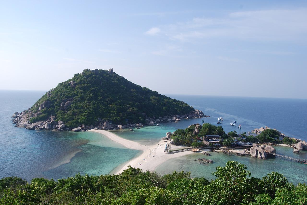 viajar para a tailândia - koh tao