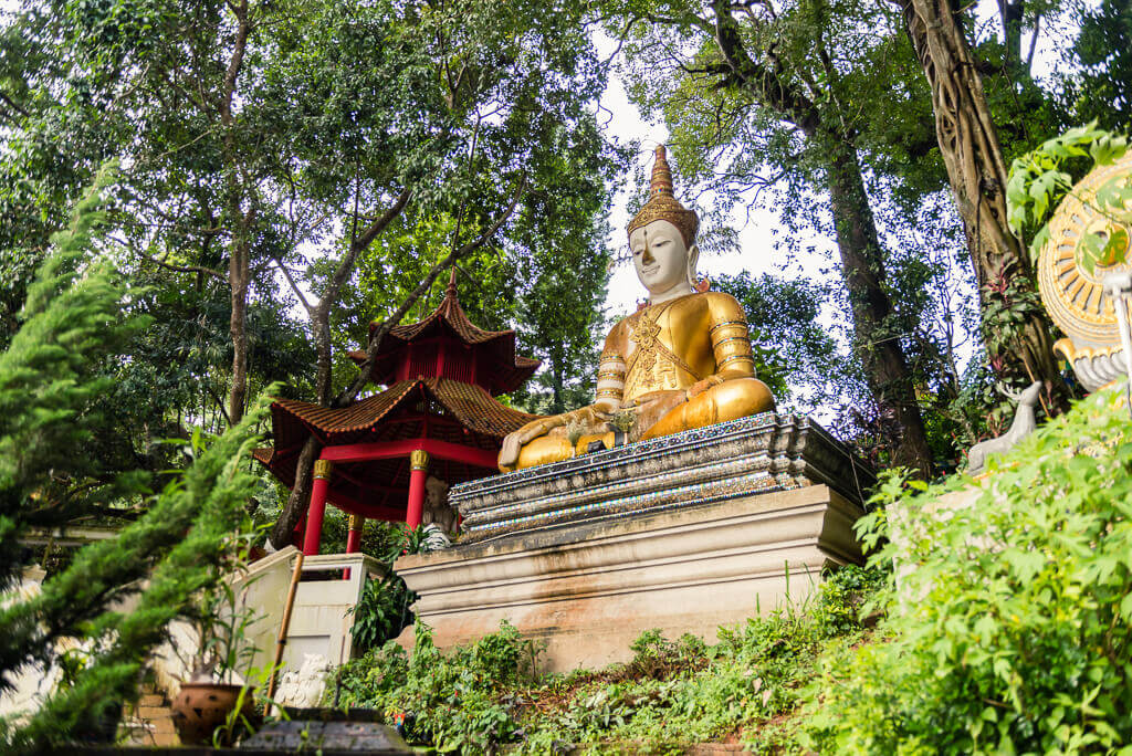 Curso de meditação na Tailândia – Experiência no Doi Suthep em Chiang Mai