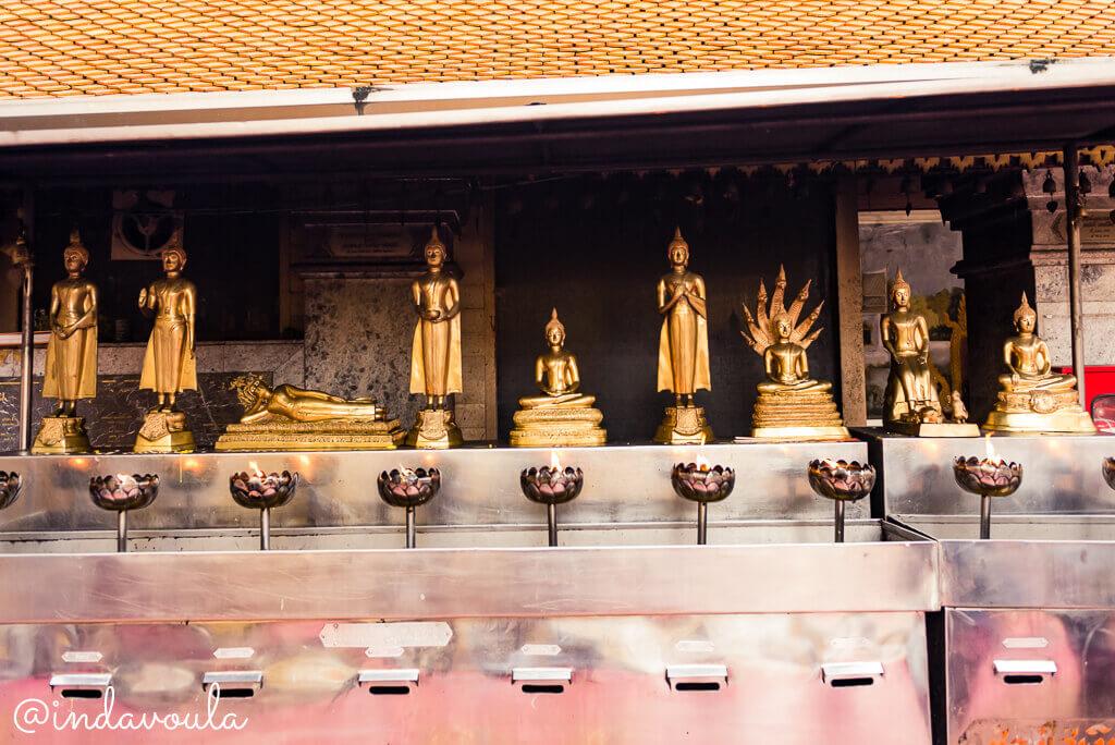 Curso de meditação na Tailândia - Doi Suthep, Chiang Mai