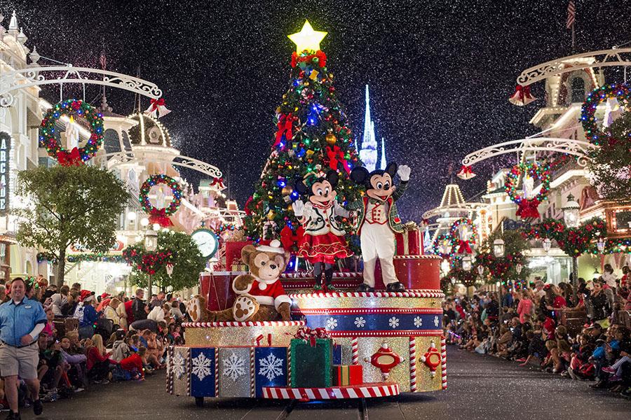 Lugares incríveis para visitar durante o natal