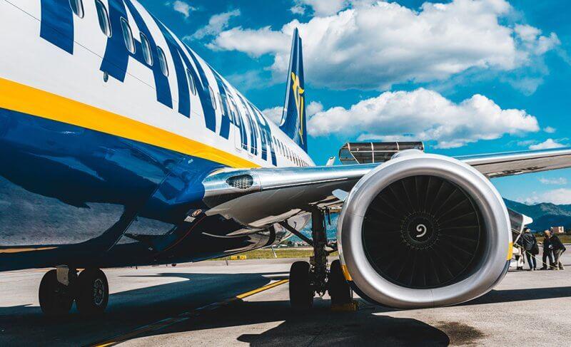 ryanair - voo low cost - primeira vez na europa