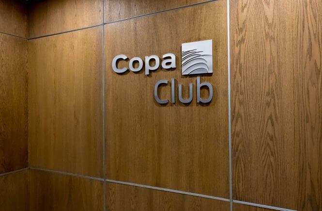 dicas de viagem - sala vip copa club - no panama-