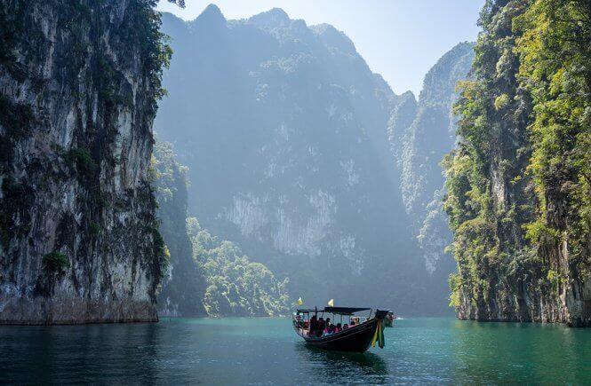 O que visitar na tailandia
