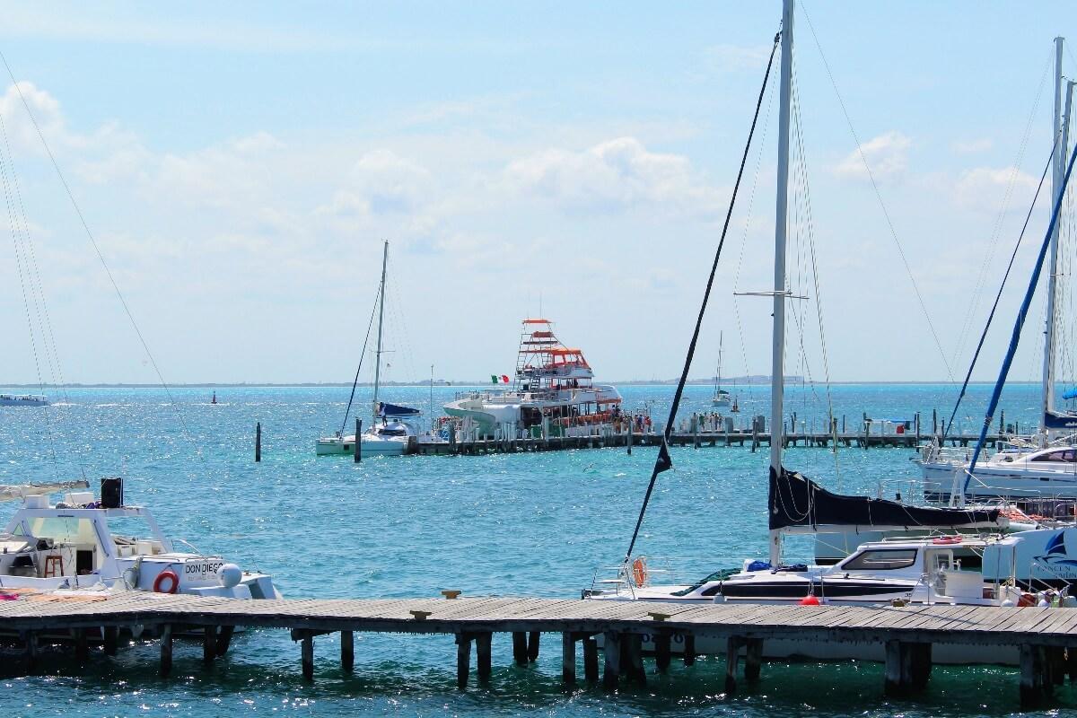 Como ir de Cancún a Isla Mujeres