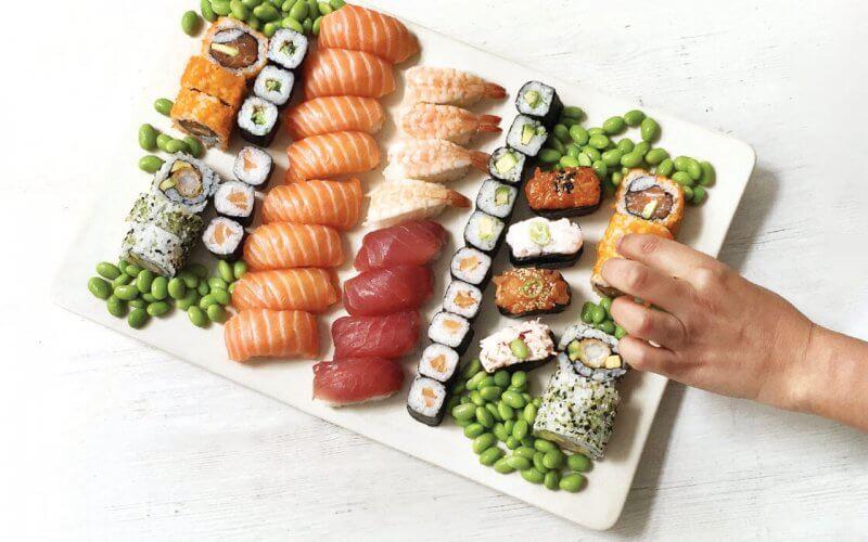onde comer em londres - wasabi (1)