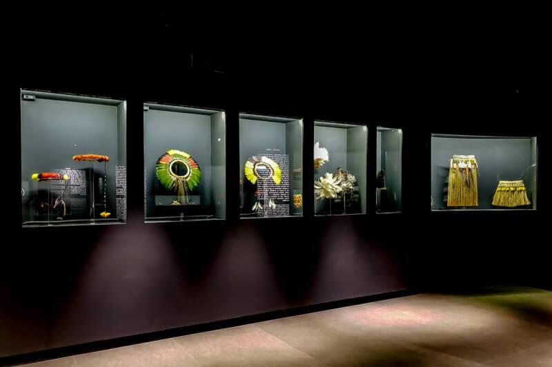 MAI - O Museu de Arte Indígena em Curitiba