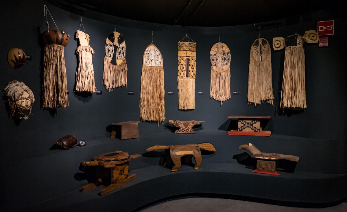 O que fazer em Curitiba - Museu de arte indigena