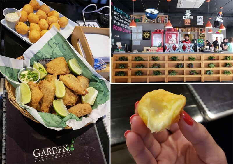 Tour comida de boteco - melhores bares de curitiba - garden