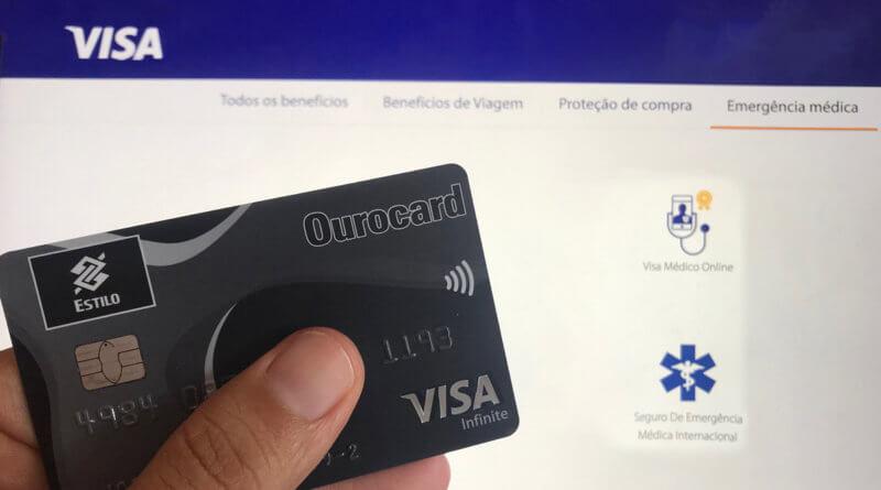 Seguro de viagem do cartão de crédito funciona?