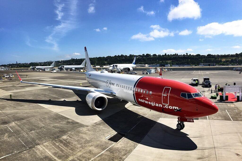 fe58f3f6b86 A novidade que bombou esse mês de novembro de 2018 foi a notícia que a  empresa low cost Norwegian Airlines vai passar a operar no Brasil.