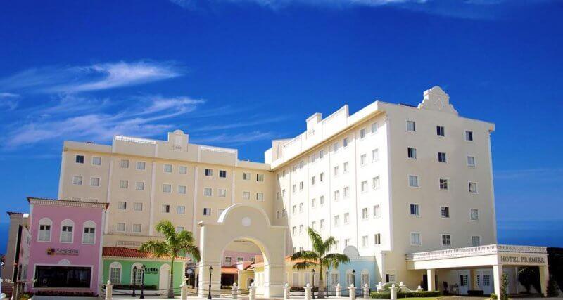 Onde se hospedar na praia em sao luis - hotel premier