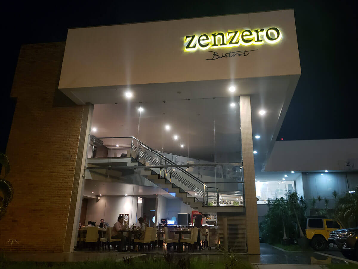 Zenzero Bistrot: Restaurante em São Luís para jantar a dois