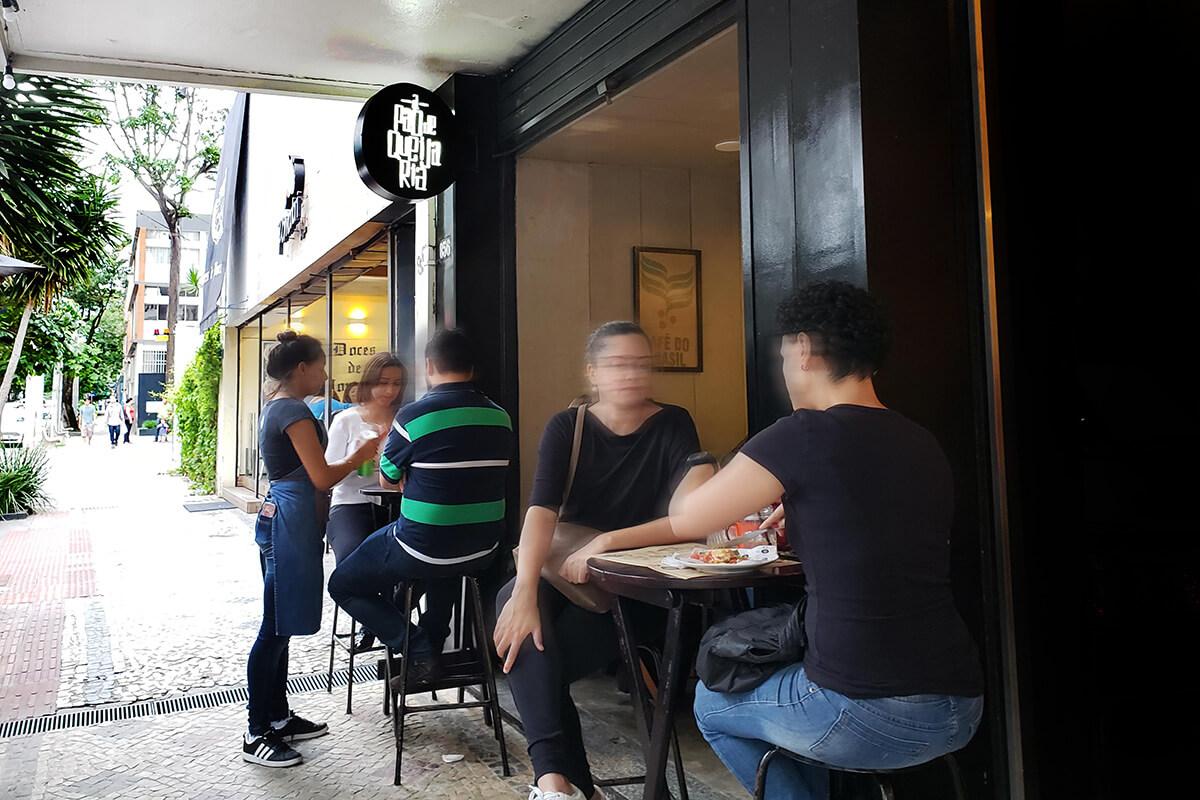 Onde comer pão de queijo em Belo Horizonte - A pão de queijaria