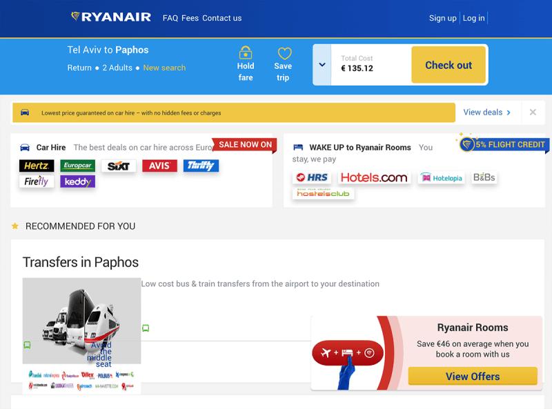 Low cost na Europa: Passagem da Ryanair passo a passo!