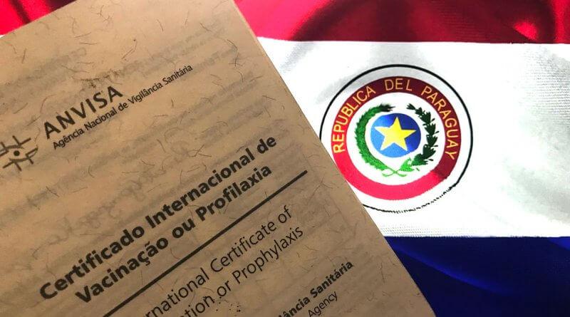 Paraguai exige vacina febre amarela para brasileiros