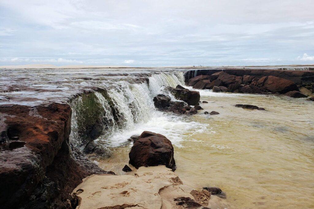 cachoeira do bonzinho atins maranhao