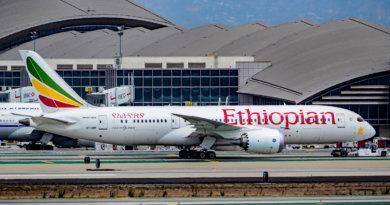 Como pontuar com Ethiopian Airlines