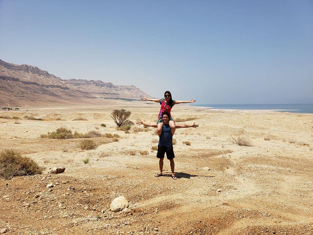 deserto masada em Israel