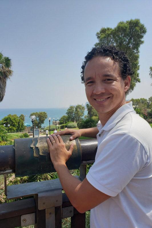 Wishing Bridge da Old Jaffa