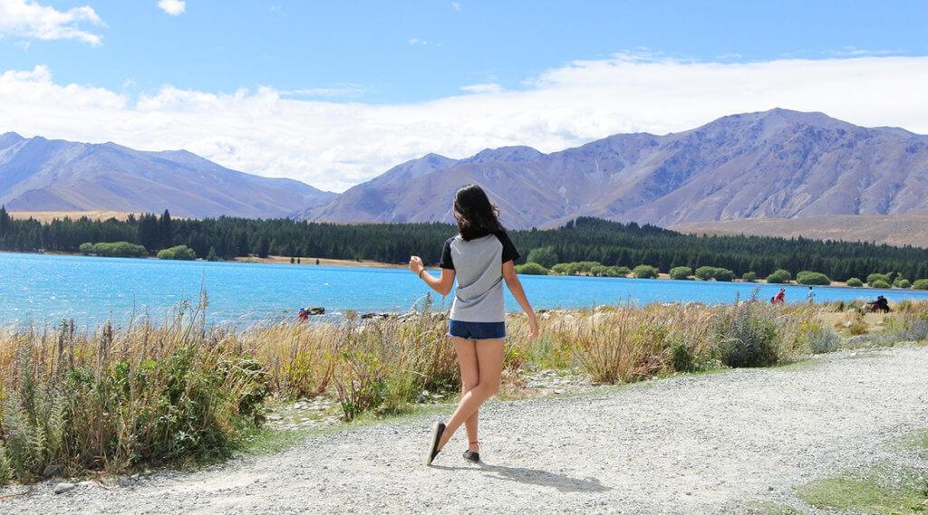 Dicas de viagem Nova Zelandia: Lago Tekapo